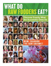 What Do Raw Fooders Eat